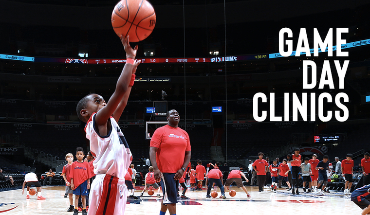 2018-19 Game Day Clinics