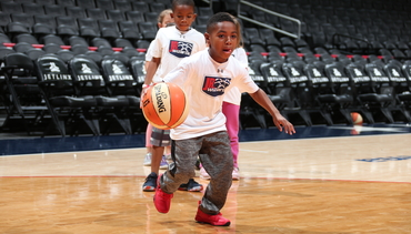 Jr. Wizards Game Day Clinic – 1/21