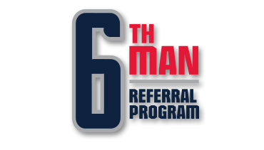 6th Man Referral Program