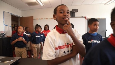 Wizards' Legacy Project at Hendley Elementary