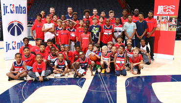 Youth Basketball Nights at Capital One Arena