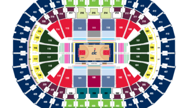 3D Seating Chart