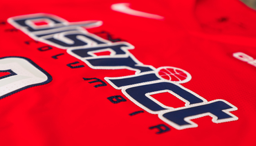 Wizards x Nike: Earned Edition Jersey
