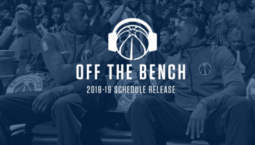 Off the Bench: Schedule Release