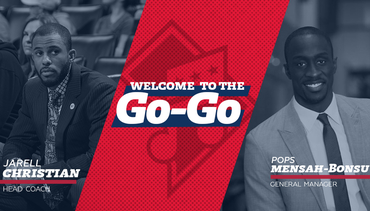 Go-Go Names Mensah-Bonsu as GM & Christian as Head Coach