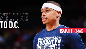 Wizards sign Isaiah Thomas