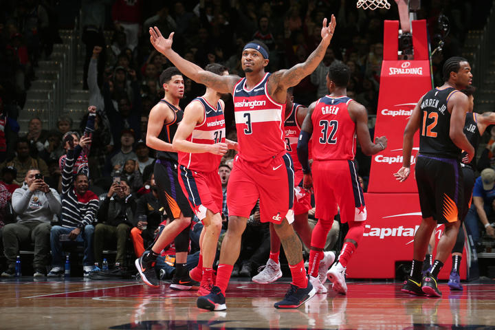 Image result for washington wizards vs the suns