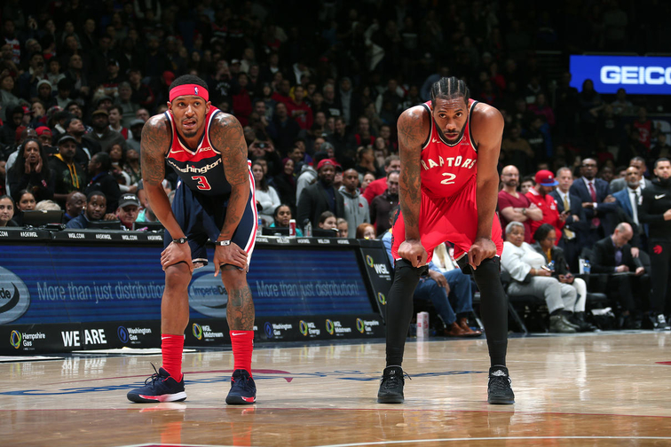 357f0f37d5f7 Wizards take on Raptors before All-Star break