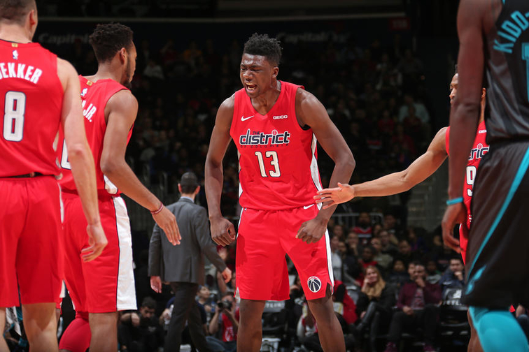 Wizards look to even season series with Hornets  a88f3e72d