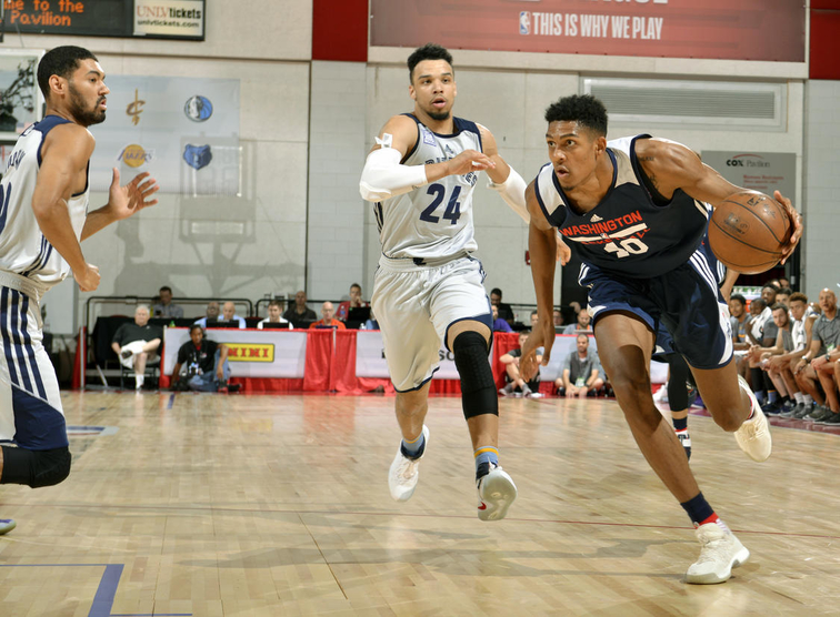 0af259f76982 Wizards announce 2018 Summer League roster