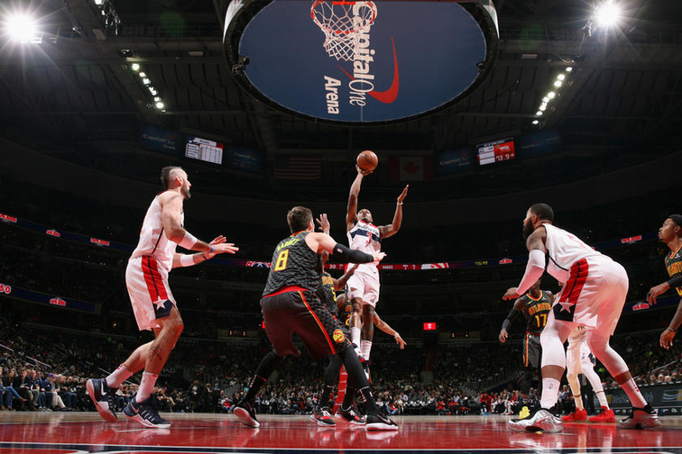 Atlanta Hawks vs. Washington Wizards, 4-6
