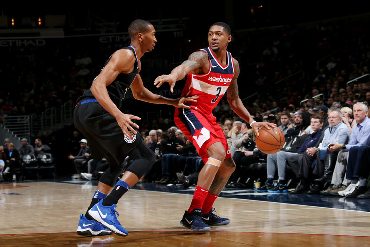 Wizards conclude homestand against sizzling Clippers  Washington Wizards
