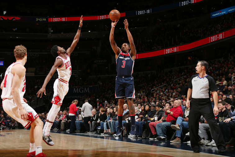 LaVine's 24 points leads Bulls to 101-92 win over Wizards