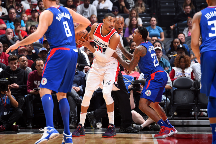 ff165ebc363 Wizards  road trip continues Sunday night vs Clippers