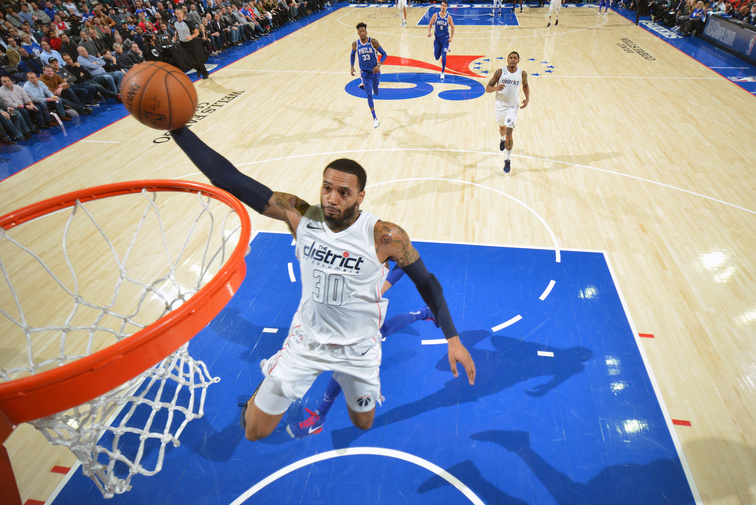 Photos: Mike Scott 2017-18 Season in Review