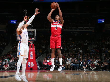 Photos: Wizards vs. Thunder - 11/2/18