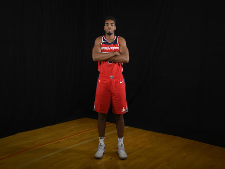 Photos: Troy Brown Jr.'s NBA Rookie Photoshoot