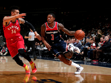 Wizards face Raptors before heading to London