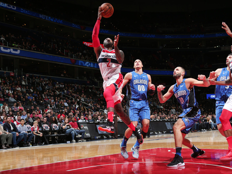 Wizards top Magic, notch second straight win