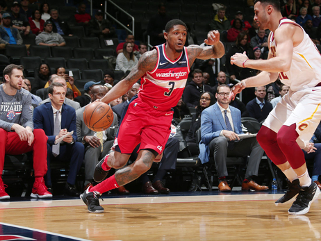 Wizards use hot start to bury Cavs, 119-95