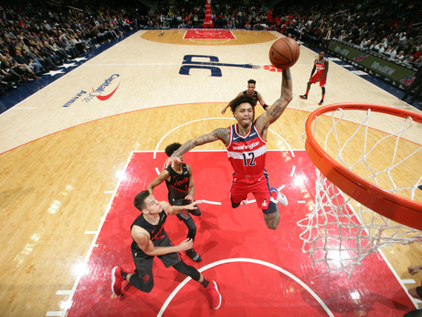 Wizards can't keep up with Blazers, fall 119-109