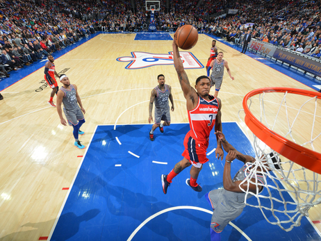 Wizards play Sixers in first game of home-and-home