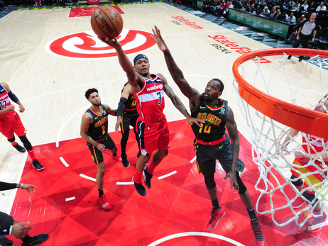 Wizards take on Hawks to begin road back-to-back