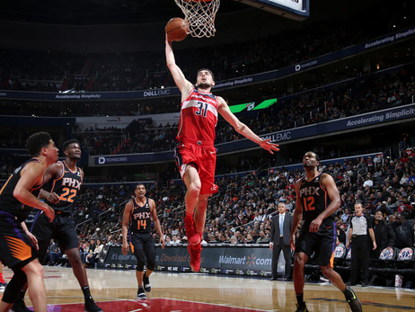 Wizards look to snap skid against Suns