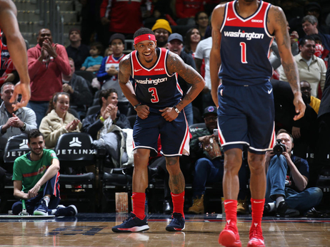 Wizards host Warriors in national spotlight