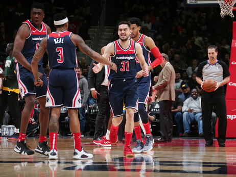 Photos: Wizards vs. Bucks - 2/2/19
