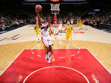 Pacers outlast Wizards in D.C., 119-112