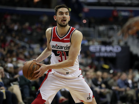 Wizards return home to play Nuggets