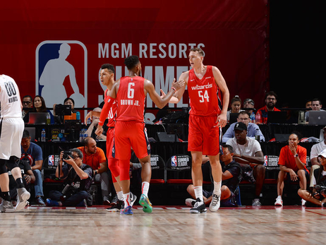 Wizards and Clippers meet for late night Summer League hoops