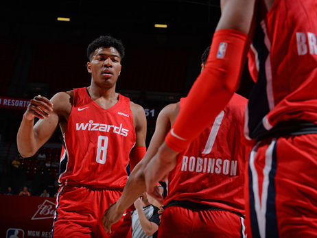 2019 Las Vegas Summer League - Washington Wizards v Brooklyn Nets