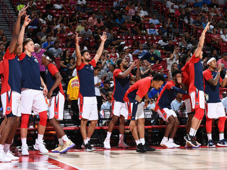 2019 Las Vegas Summer League - Atlanta Hawks v Washington Wizards