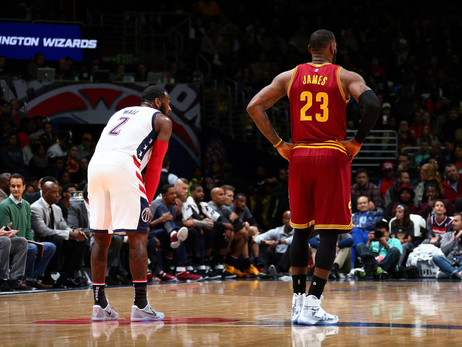 Wizards host Cavs on national TV