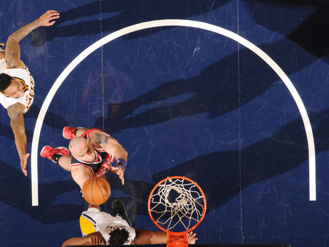 Wizards meet Pacers for first time