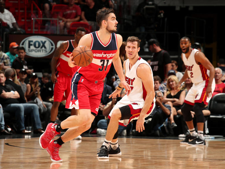 Wizards in Miami for First Road Preseason Test