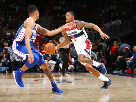 Streaking Sixers in town for Sunday night showdown
