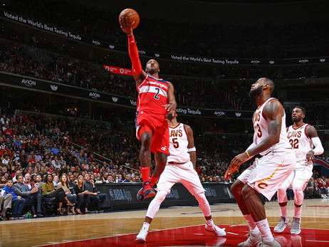 Wizards welcome Cavs to town for a Sunday night showdown