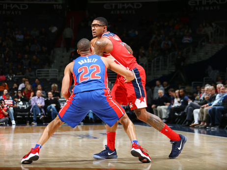 Wizards head to Motor City to battle Pistons