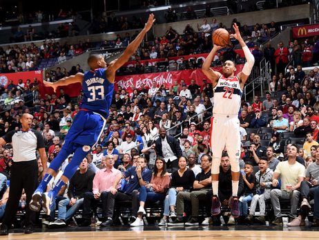 Wizards fall in closing seconds to Clippers, 113-112