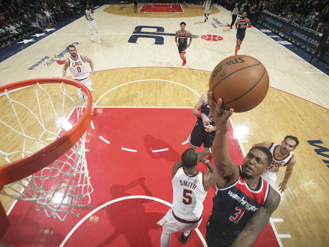 Wizards continue homestand against Cavs