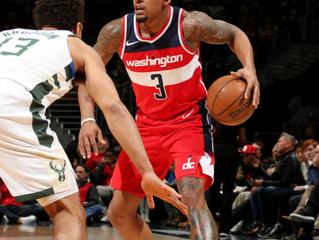 Photos: Wizards vs. Bucks - 1/15/18