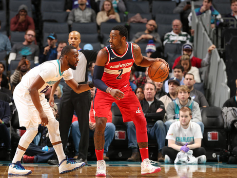 Photos: Wizards vs. Hornets - 1/17/18