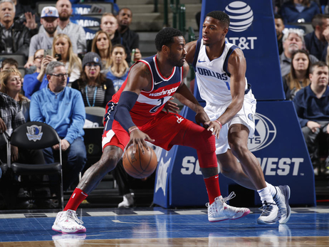 Wizards shoot poorly in 98-75 loss in Dallas