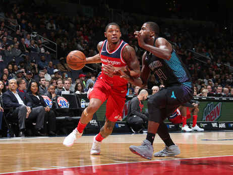 Photos: Wizards vs. Hornets - 2/23/18