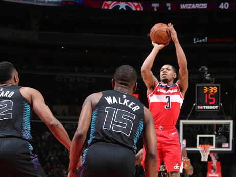 Wizards struggle to defend perimeter in 122-105 loss to Hornets