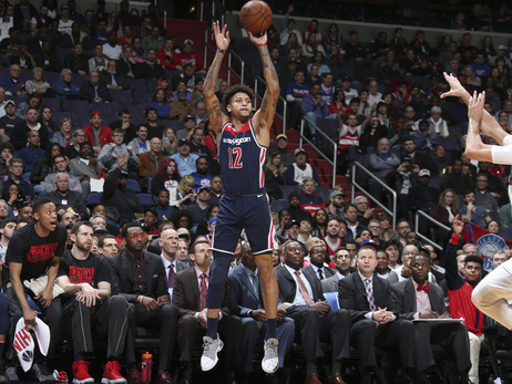 Photos: Wizards vs. Sixers - 2/25/18