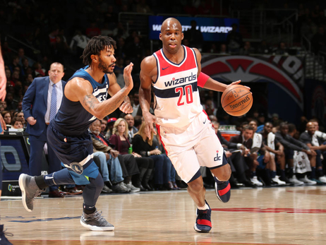 Wizards trade Meeks